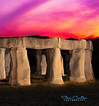 Hill Country Stonehenge II